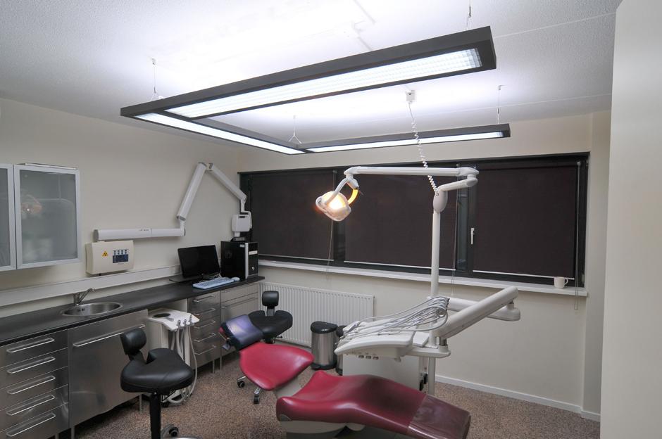 Verlichting Cosmetische Tandheelkunde – Almere