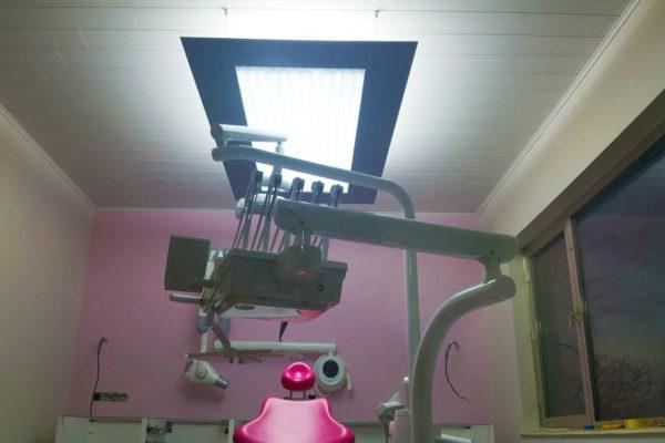 Verlichtingsproject tandartspraktijk Wouters-Kotenaken